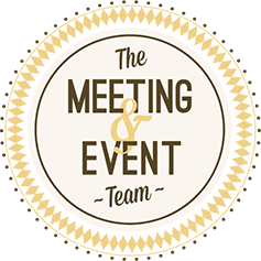 The Meetings and Events Team